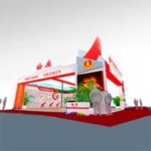 2012第三届先进制造业与服务业融合博览会展览展示