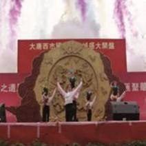 大唐西市国际古玩城开盘大典
