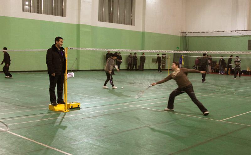 深视广告首届羽毛球公开赛